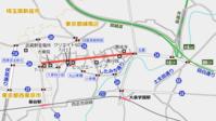 放射第7号線(練馬区内)進捗状況2018.1 - 俺の居場所2