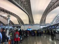 2017年12月大阪→サンパウロ搭乗記②関西国際空港を出発 - ハチドリのブラジル・サンパウロ(時々日本)日記