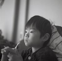 Our little boy - Mon's cafe