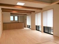 裾野市佐野丈夫な無垢の梁と珪藻土など自然素材で建てる太陽熱で床暖房するソーラーシステムの家が完成しました - 自然素材の家造りブログ 探彩工房(たんさいこうぼう)建築設計事務所