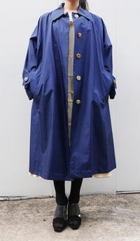 Hermes  spring coat - carboots