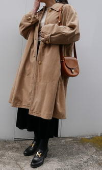GUCCI Suede COAT - carboots
