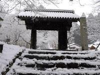 雪の古都 - 風の吹くまま