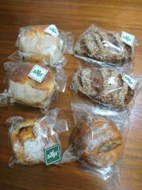 ツオップのパン その2 - お弁当と春の空