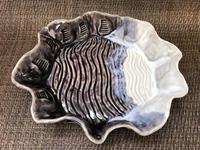 【作品ギャラリー✨ハートのお皿とフリル鉢】 - 出張陶芸教室げんき工房
