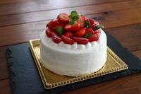 苺のケーキ - ちゃおだぱんだ