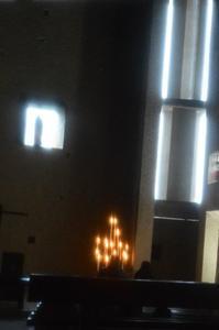 ロンシャン礼拝堂⑤祈りの場所 - アルルの図書館* 旅する古道具屋