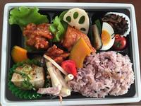 3日 鶏と野菜の十六穀米ご飯弁当@ LECT - 香港と黒猫とイズタマアル2