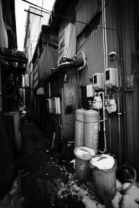 凍結の街で 24 - Yoshi-A の写真の楽しみ