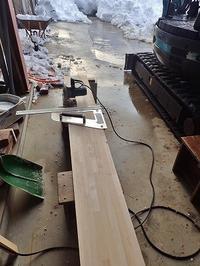 空き時間は木工工作で - 浦佐地域づくり協議会のブログ