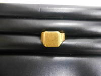 今回はバブル時代の金のリングを買取専門店大吉JR八尾店で買取ました。志紀、柏原、久宝寺、平野、加美からも近い! - 大吉JR八尾店-店長ブログ 貴金属、ブランド、ダイヤ、時計、切手など買取ます。
