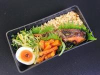 2/5鮭弁当 - ひとりぼっちランチ