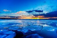冬の漁港 - With WANCO