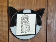 『見返り美猫展』作品紹介 - 湘南藤沢 猫ものの店と小さなギャラリー  山猫屋