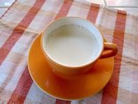 寒い日の飲み物カモミール・はちみつ・豆乳 - Bのページ