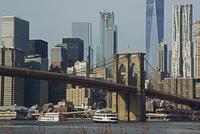 新しくなったブルックリン・ブリッジ・パークへ - NY/Brooklynの空の下