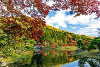 京都の紅葉2017 魅惑の修学院離宮(浴龍池編) - 花景色-K.W.C. PhotoBlog