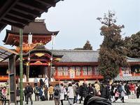 【京都】鬼やらい・石清水八幡宮に行く - 飛んで秘に入る日記
