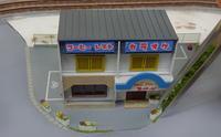 レイアウトに挑戦!(ホ)~ 26.2階建ての建物・その2を作る(4) - 【趣味なんだってば】 鉄道模型とジオラマの製作日記