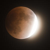 皆既月食 - おてがる星見すたいる