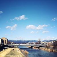 京都へ。そして生麩あんかけうどん - 白雪ばぁばのかんづめ