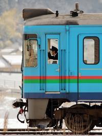 あおまつ代走802 - 今日も丹後鉄道