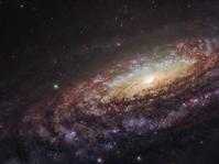ハッブル宇宙望遠鏡が捉えた美しい渦巻銀河NGC7331 - 秘密の世界        [The Secret World]