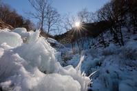 不思議な氷柱の世界へ「あしがくぼの氷柱」 - Full of LIFE
