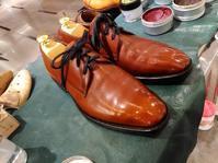 【New High-shine】「イルミナシャイン」について(後編) - シューケアマイスター靴磨き工房 銀座三越店