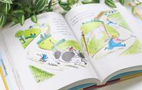 Curious Georgeお得な音源付き絵本 - Atchoo! * ポヨとコロのおうち英語&ママの雑記 *