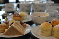 Afternoon Tea at Good Wood Park Hotel - Something Sweet