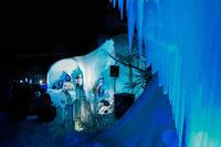 Terje Isungset - 東京初の氷の楽器ライヴまで2週間切る - タダならぬ音楽三昧