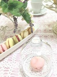 マカロン講座初日 - 恋するお菓子