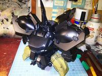 0207 - Hyper weapon models 模型とメカとクリーチャーと……