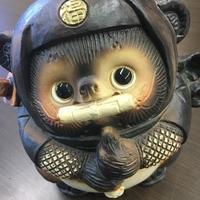 きつねとたぬき? - 甲賀市観光協会スタッフブログ