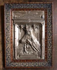 グラナダの悲しみの聖母 レリーフ  /F002 - Glicinia 古道具店