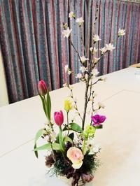 一足早く☆ - Flower Days ~yucco*のフラワーレッスン&プリザーブドフラワー~