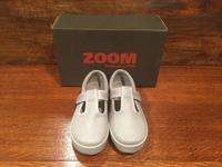 "ZOOM  ""Canvas T-strap (シルバー)""  【NO,1320】 - LOB SHOP"