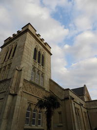 横浜そぞろ歩き・洋館巡り:山手聖教会&山手資料館 - 日本庭園的生活