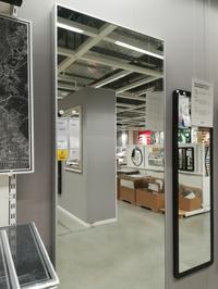 姿見鏡IKEA編 - きの家を建てる