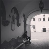 旧市街へ - Dum panenky
