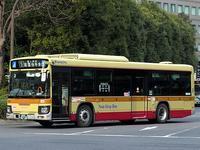 【神奈川中央交通】横浜200か4734[な24] - おどうぐばこのお絵かき帳