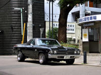 『 Chcvrolet El Camino SS396 1968-1972  』 - いなせなロコモーション♪