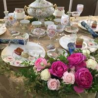 テーブルウェアフェスティバル2018 - ポーセリンペインティング☆ブログ
