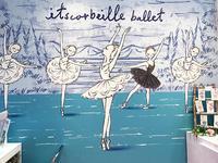 ギフトショー初日終わりました、『イツコルベイユバレエ』本日2日目です - 絵を描くきもち-イツコルベイユ