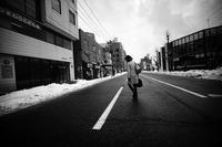 凍結の街で 32 - Yoshi-A の写真の楽しみ