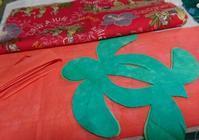 ホヌポーチのキット - ほっと一息・・~Sakura's Hawaiian QuiltⅡ