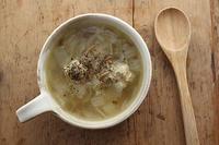 鶏団子スープ - Nasukon Pantry