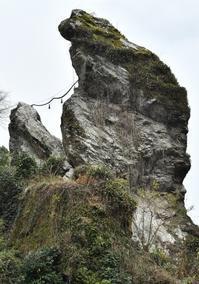 巨石信仰 - ふらりぶらりの旅日記