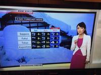 素朴な疑問。NHKワールドのお姉さんはなぜ○○なのか。 - 噂のさあらさんのブログ